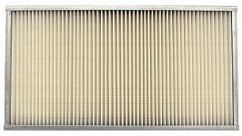 Фильтр бумажный панельный 14 мкм